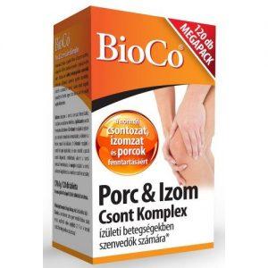 BioCo Porc & Izület tabletta - 100db