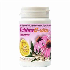 Dr. Chen Echinacea C-vitamin kapszula - 50db