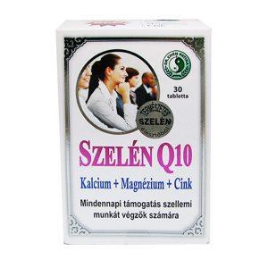 Dr. Chen Szelén+Q10+CA+MG+Cink kapszula - 30db