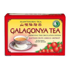 Dr. Chen galagonya tea - 20 filter/doboz