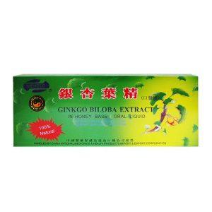 Dr. Chen ginkgo biloba extractum (meheco) - 10x10ml