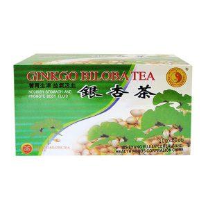 Dr. Chen ginkgo biloba instant tea - 20db