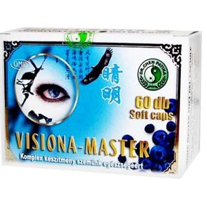 Dr. Chen visiona-mester kapszula - 60db
