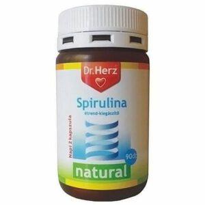 Dr. Herz Spirulina kapszula – 90db