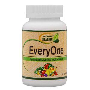Vitamin Station EveryOne multivitamin tabletta - 90db