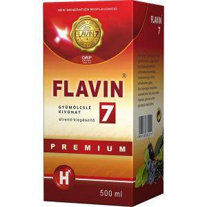 Flavin7 Prémium ital - 500ml