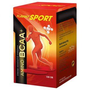 Flavin7 Sport Amino BCAA+ kapszula - 100db