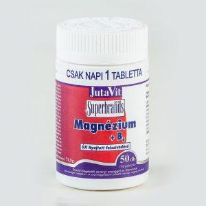 Jutavit Magnézium + B6 filmtabletta - 50db