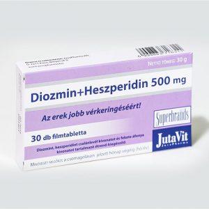 Jutavit diozmin + heszperidin tabletta - 30db