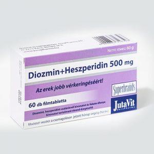 Jutavit diozmin + heszperidin tabletta - 60db