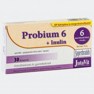 Jutavit probiotikum plusz kapszula - 30db