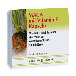 Magister Doskar Maca kapszula - 60db