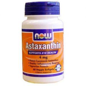 Now Astaxanthin kapszula - 60db