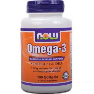Now Omega-3 kapszula - 100db