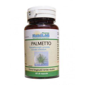 Nutrilab Palmetto törpepálma kapszula - 60db