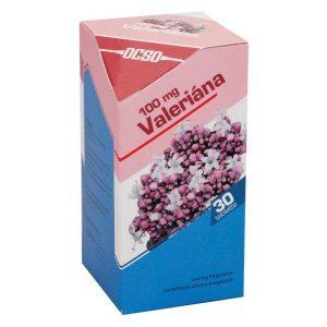 OCSO Valeriana tabletta - 30db