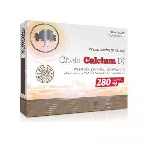 Olimp Labs Szerves Kalcium +D3 kapszula - 30db