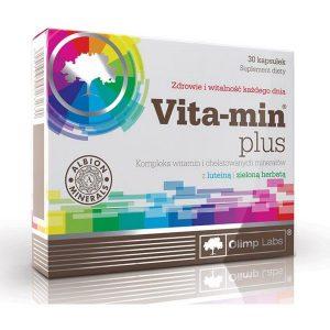 Olimp Labs Vita-min Plus kapszula 2+1 akció - 3x30 db kapszula
