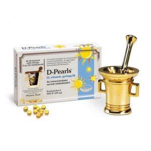 Pharma Nord Bio D-vitamin 1500 80db gyöngykapszula - 80db