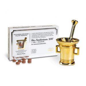 Pharma Nord Bio szelénium-cink 100 tabletta - 120db
