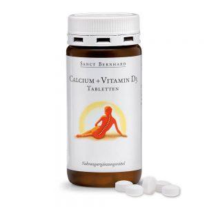 Sanct Bernhard kalcium + D-vitamin tabletta - 150db