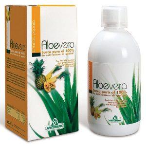 Specchiasol 100%-os Aloe Vera, Papaya, Ananász koncentrátum - 1000 ml