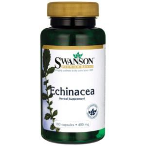 Swanson Bíbor kasvirág - Echinacea kapszula - 100db