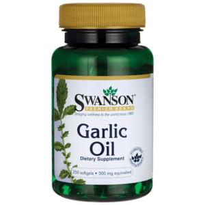 Swanson fokhagyma olaj kapszula - 250db