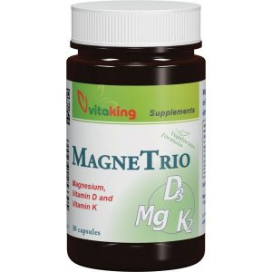 Vitaking MagneTrio kapszula - 30db
