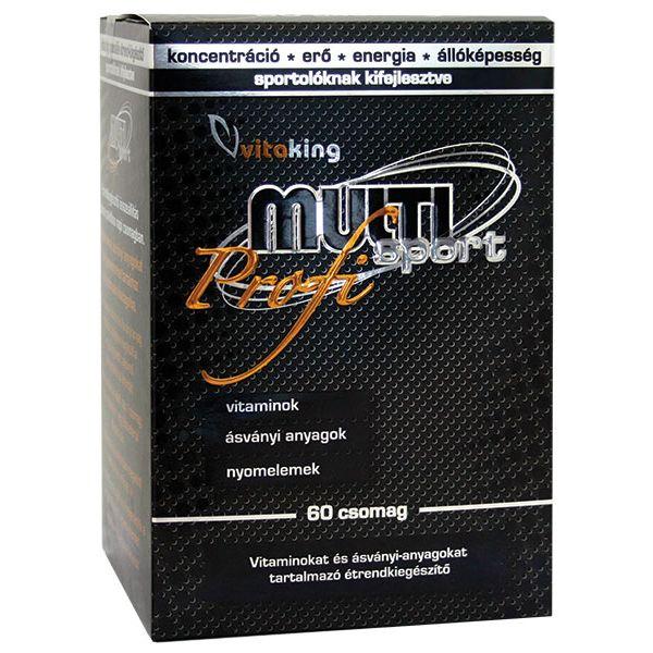 Vitaking Multi Sport Profi vitamincsomag - 60db