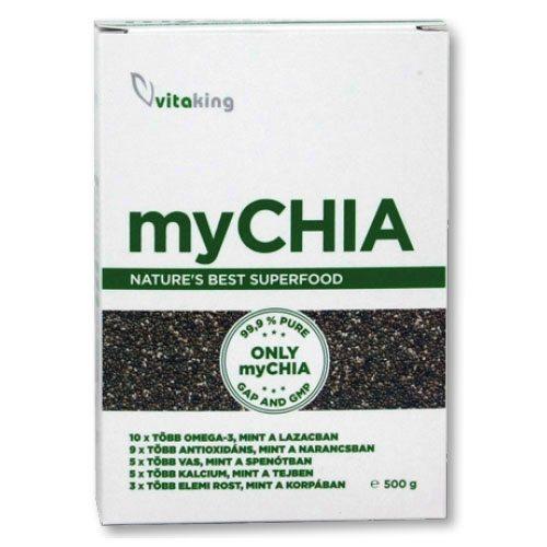 Vitaking myCHIA mag - 500g