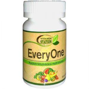Vitamin Station EveryOne multivitamin tabletta - 30db
