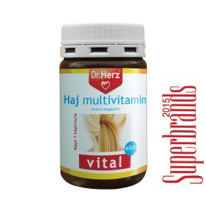 Dr. Herz Haj Multivitamin kapszula - 60db