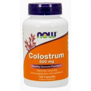 Now Colostrum kapszula - 120db