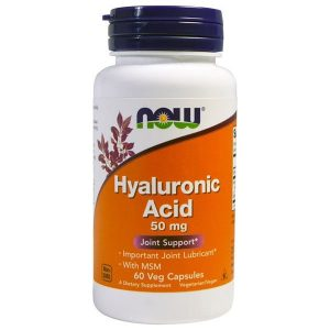 Now Hyaluronic Acid kapszula - 60 db