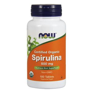 Now Spirulina alga tabletta - 100 db
