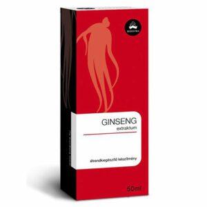 Bioextra Ginseng extraktum - 50ml