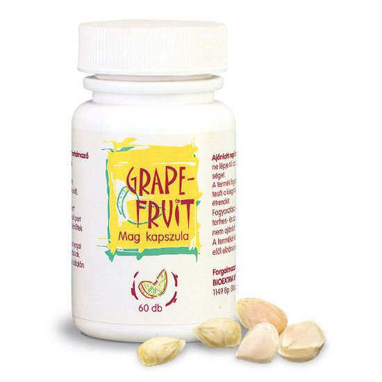 Bioextra Grapefruitmag kapszula - 60db