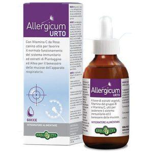 Erba Vita Allergicum Urtro csepp - 50ml