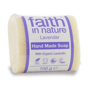 Faith in Nature Bio levendula szappan - 100g