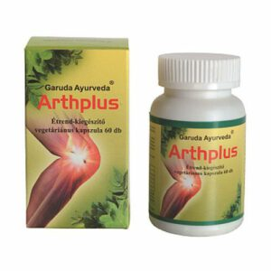 Garuda ayurveda arthplus vegán kapszula - 60db