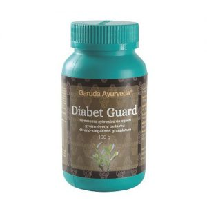 Garuda ayurveda diabet guard granulátum - 100g