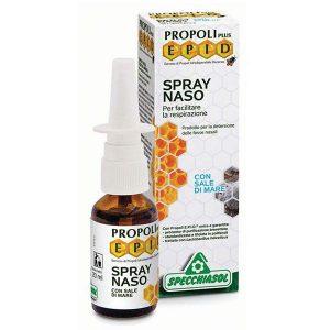Specchiasol EPID Propoliszos és Tengeri sós orrspray - 20ml
