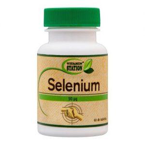 Vitamin Station Selenium kapszula - 30db