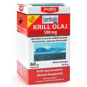 Jutavit krill olaj kapszula - 60db