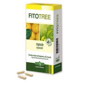 Erba Vita FitoTree - paraziták és gombák elleni kapszula - 30db