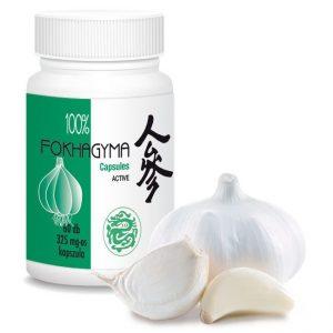 Bioextra 100% fokhagyma kapszula - 60db