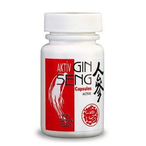 Bioextra ginseng active 100% kapszula - 30db