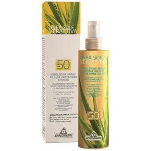 Specchiasol Verattiva 50 faktoros napozó spray - 200ml