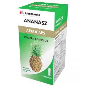 Arkocaps Ananász kapszula - 45db